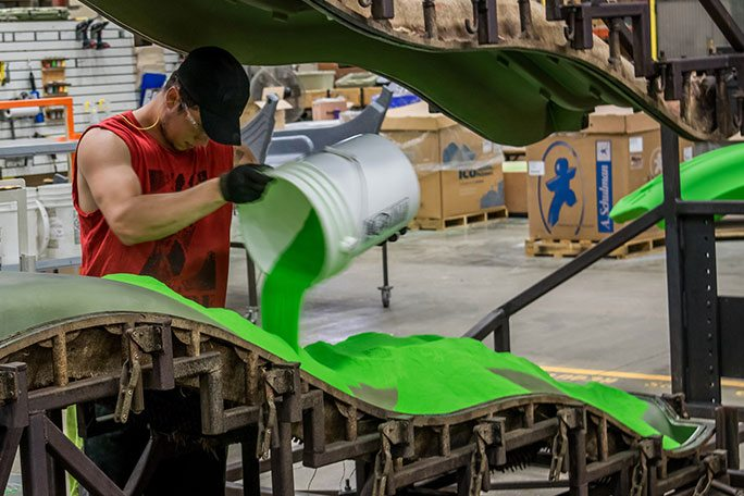 Supremacy Of Rotomolding In Plastic Molding Industry